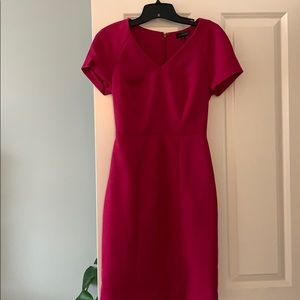 The Limited Raspberry size 2 dress